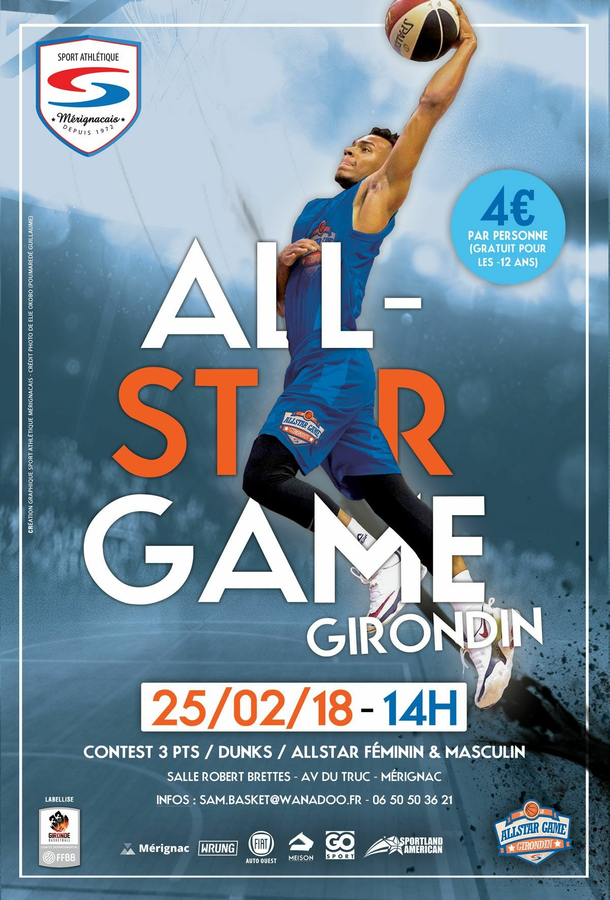 all star girondins 2018